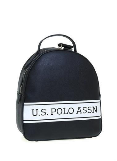 U.S. Polo Assn. U.S. Polo Assn. Siyah Sırt Çantası Siyah